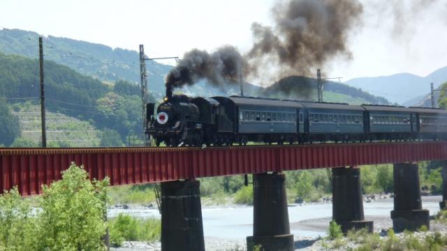 大井川鉄道の写真