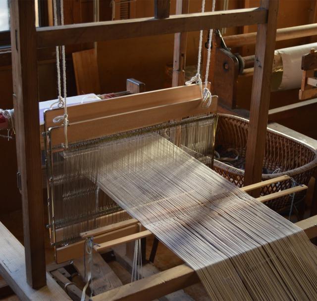 古代織の機