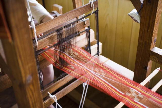 ミンサー織り