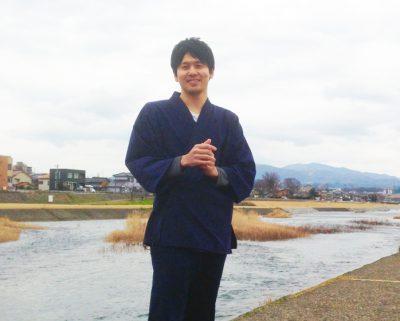 坂上俊陽さんの写真