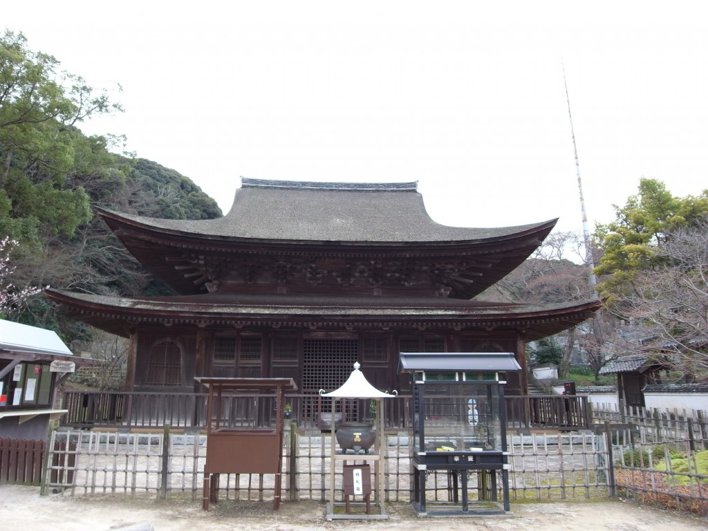 功山寺の画像
