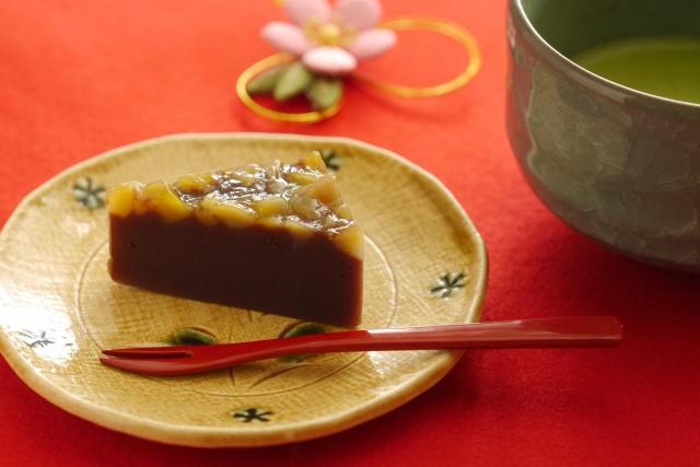 茶道のお菓子