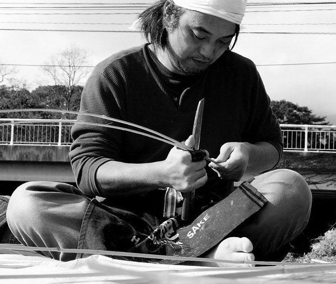 【伝統を繋ぐ人々】別府竹細工職人/西本有さん
