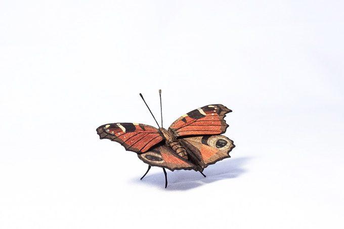 立体木象嵌/福田亨さんの作品1