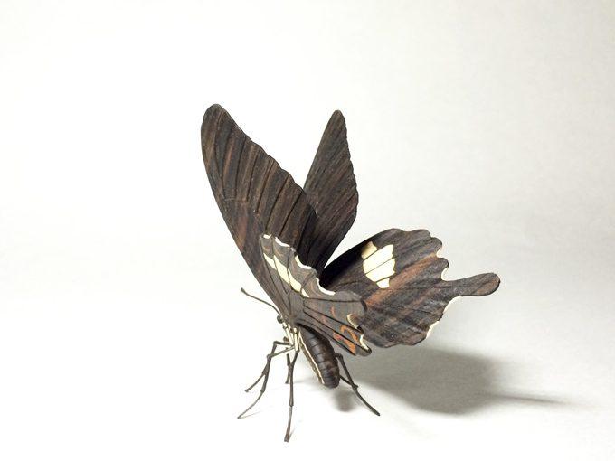 立体木象嵌/福田亨さんの作品3
