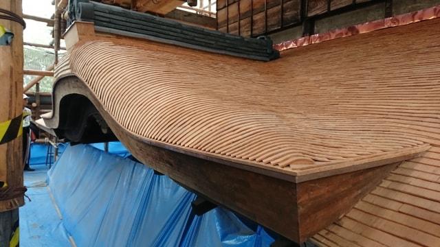 杮葺|栗山木工有限会社の求人情報の画像