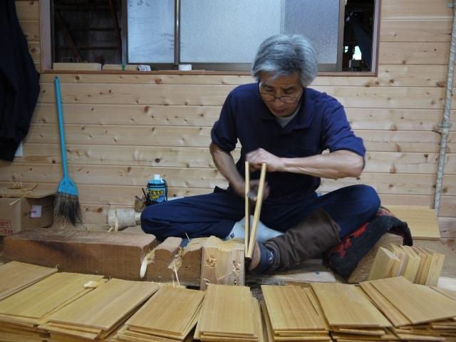 作業風景|栗山木工有限会社の職人募集求人情報の画像