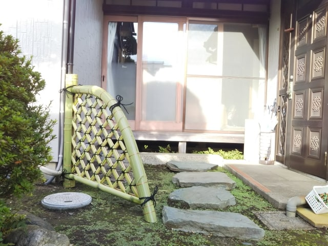 竹職人石山好美さんの竹工芸