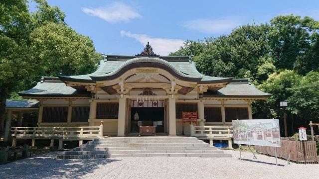 伊文神社の年末年始巫女求人募集情報の画像
